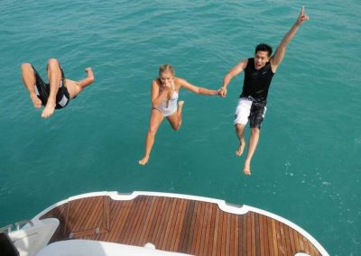 delta-yacht-secured-private-with-aerial-view-of-the-back-of-sexy-woman-on-the-cruise-partyin-phuket3